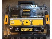 Dewalt DCK211D2T 10.8V Cordless li-ion Compact Drill Driver and Impact Driver!