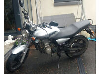 125 cc motorbike MZ