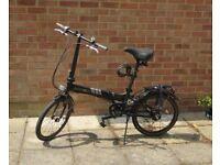 Dahon Vitesse folding bicycle 2005