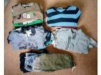 Clothes bundle to suit 5 year old boy