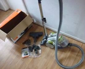 Vax Air Pet + Cylinder Vacuum Cleaner, with Guide book and accessories hardly used RRP £100