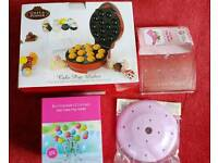 Cake Pop Maker Bundle