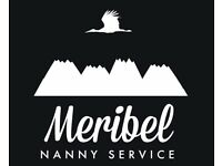 QUALIFIED NANNY - SKI SEASON - FRANCE DEC 2017 - APRIL 2018
