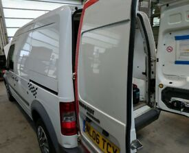 Ford Transit Connect LWB High roof *must go by Fri*, partial camper conversion, ready to drive