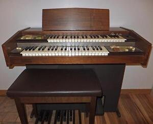 Viscount Odeon Deluxe Electric Rhythmic Organ
