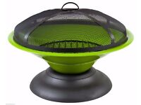 La Hacienda Lime Moda Firepit - New & Boxed