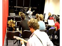 New 10 week Adult Guitar Course ages 18 to 98 all levels welcome