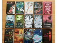 18 x Children's Books - Suitable for Teenagers (prices in text)