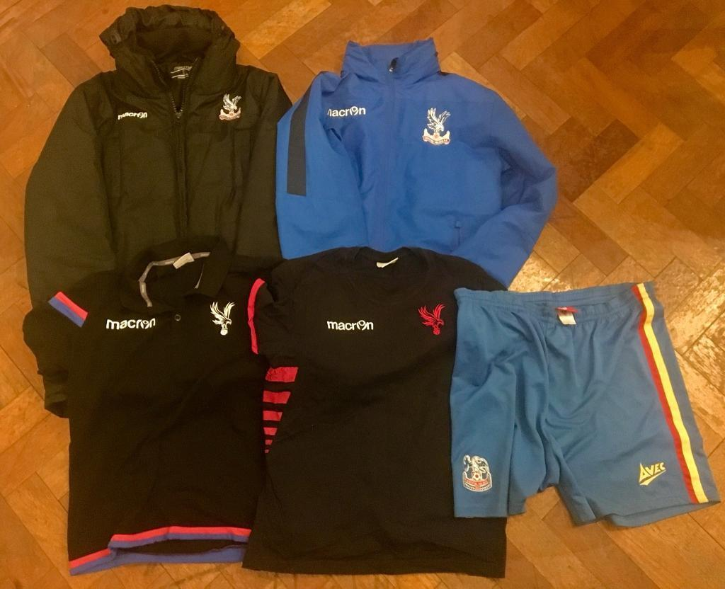 2e10501131f3 Collection of Crystal Palace FC clothing - all great condition
