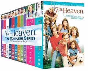 DVD - 7th Heaven: The Complete Series