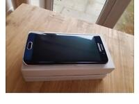 Samsung galaxy S6 Edge 32gb unlocked midnight blue