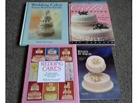 Cake decorating books /sugarcraft books