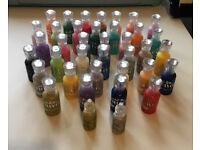 26 Nuvo Crystal Drops and 2 Liquid Pearls