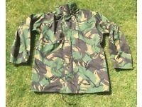 British army DPM goretex / MVP waterproof jacket