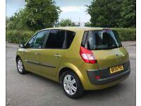 Renault scenic dynamique 1.6 automatic
