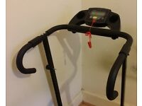 Folding Running Motorised Treadmill Electric Power, in Excellent Condition Like Brand New