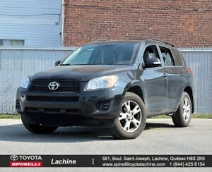 2012 Toyota RAV4 AWDE MAGS TOIT OUVRANT ET ++ 90 DAYS WITHOUT PA