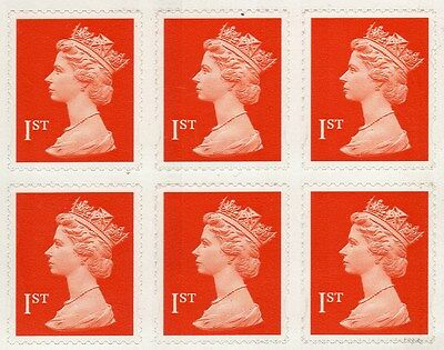 300 x 1st First Class Royal Mail Stamps, Brand New, Self Adhesive.