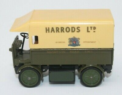 1985 MATCHBOX - MODELS OF YESTERYEAR - 1919 WALKER HARRODS LTD-Y29