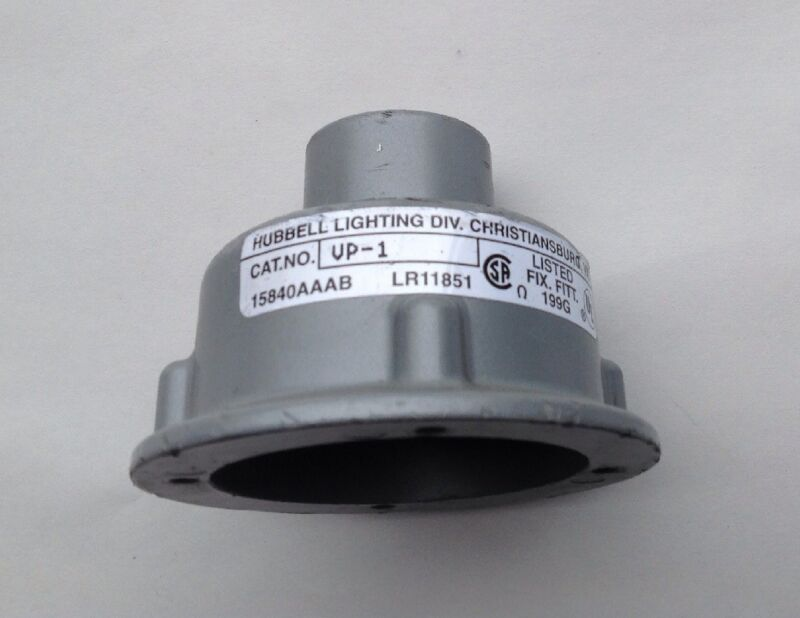 Hubbell Fixture Fitting VP-1