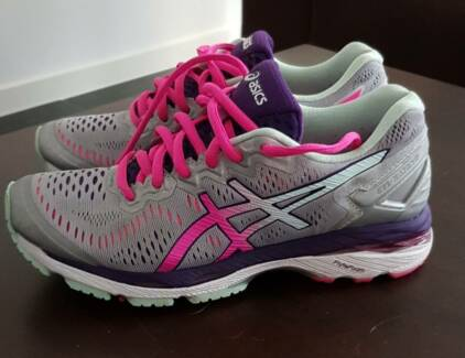 Women's asics runners