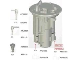Mitsubishi Lancer fuel filter