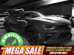 2016 Chevrolet Camaro 2SS RS| Nav| Heat Leath/Wheel| Bose®| HUD