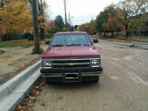 1990-1993 chev s10 box and tailgate needed
