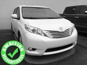 2014 Toyota Sienna XLE AWD| Sun| Nav| DVD| Heat Leath| Pwr Slide