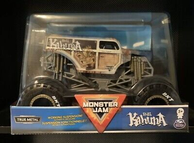 Big Kahuna (2020) Spin Master Monster Jam 1:24 Scale Monster Truck Authentic NEW