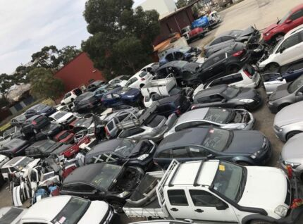 WRECKING MOST MAKES AND MODELS AT H&H AUTO PARTS P/L Laverton North Wyndham Area Preview