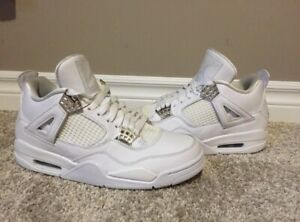 e299619b187b Air Jordan 4 Pure Money size 8.5