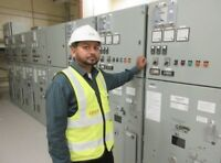 Master Electrician - We work on project sizes from $30 to $1M