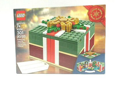 Lego 40292 Holiday Present Christmas Gift 301pcs New/Factory Sealed