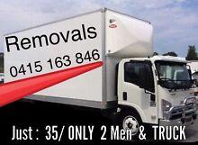 Cheap Sydney Movers @35** Strathfield Strathfield Area Preview