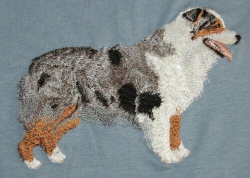 Embroidered Ladies Fleece Jacket - Australian Shepherd I1240 Sizes S - XXL