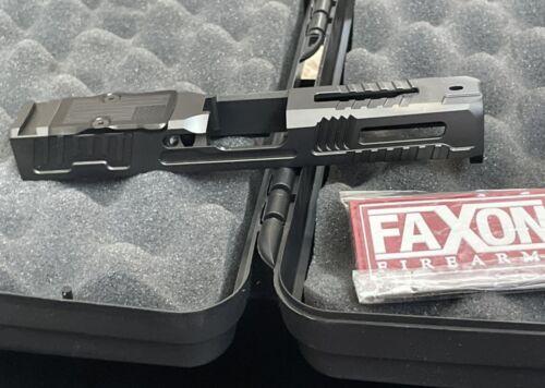 FAXON HELLFIRE Slide Glock 19 w/ RMR Cut G19 Gen1-3 P80 pf940c *Top of the Line*
