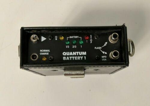 Quantum Industries Quantum Battery 1 Flash Power Pack