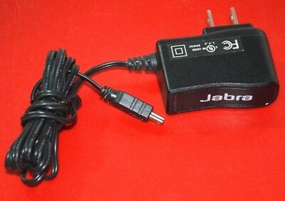Jabra Power BlueTooth Adapter SSA-5W-05 US 050018F 5V Genuine OEM Original  Jabra Bluetooth-adapter