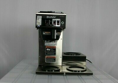 Ding Dent Bunn 12950.0212 Cwtf15-3 Automatic 3.9 Gallonshour Coffee Brewer