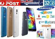 NEW GALAXY S5 32GB 4G LTE UNLOCKED Strathfield Strathfield Area Preview