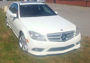 2010 Mercedes-Benz C 300 4-Matic JAMAIS ACCIDENTEE