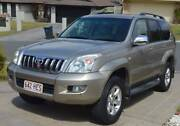 Toyota LandCruiser Prado GRANDE 2003 Carindale Brisbane South East Preview