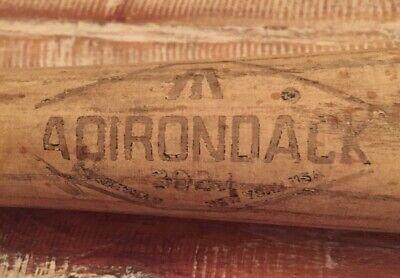"Vintage Adirondack 302 Big Stick Little League Wooden Baseball Bat 29"""