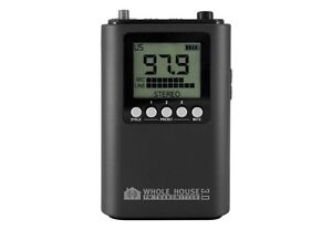 Whole-House-FM-Transmitter-3-0-for-Home-Stereo-TV-Audio-Car-MP3-Radio-PC
