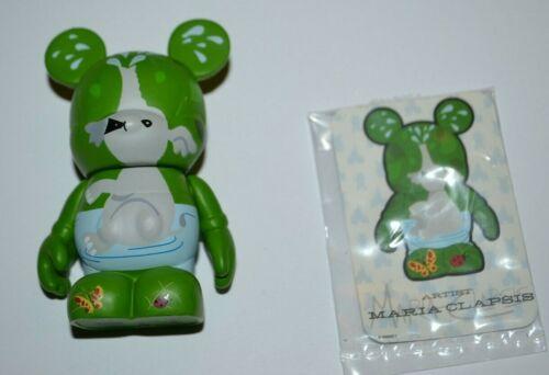 "Disney Elephant Bathing Pool Jungle Cruise Park 3 3"" Vinylmation/Box/Card"