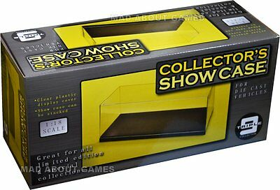 MODEL DISPLAY ACRYLIC BOX 1:18 Plastic Models Diecast Model Car Show Case for sale  Shipping to Ireland