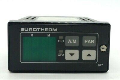Eurotherm Controls 847 Temperature Controller