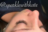 LASH EXTENSIONS | book a FULL SET and receive a FILL