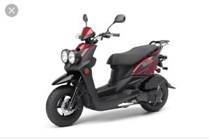 I'm Looking for a Yamaha moped